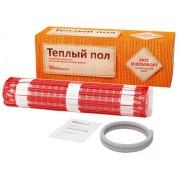 Теплый пол нагревательный мат WarmStad WSM 100 Вт/0,65 кв.м