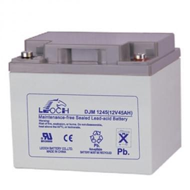 Аккумуляторная батарея Leoch DJM 1245