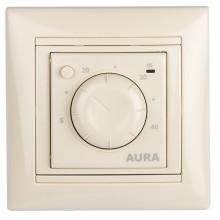 Терморегулятор Aura LTC 030 кремовый