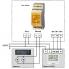 Блок регулирования скоростью вращения вентиляторов ~220В БРС-150/220 Techno