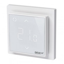 Терморегулятор Devi Devireg Smart полярно-белый