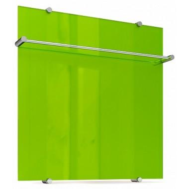 Полотенцесушитель Теплолюкс Flora зеленый 60х60