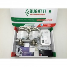 "Система защиты от протечек воды Gidrolock Квартира 1 Ultimate Bugatti (1/2"")"