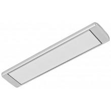 Инфракрасный обогреватель Алмак ИК-5 (500Вт) серебристый