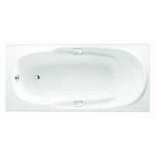 Чугунная ванна Jacob Delafon Adagio 170x80 (с отверстиями для ручек) E2910-00