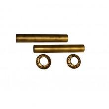 Комплект декоративных трубок и розеток RETROstyle D18мм