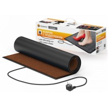 Коврик с подогревом Теплолюкс Carpet коричневый