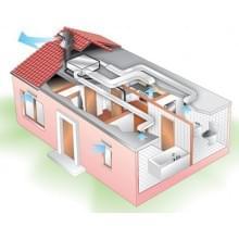 Монтаж вентиляционной установки
