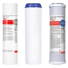 Набор картриджей Prio Новая вода K600 для фильтров Praktic