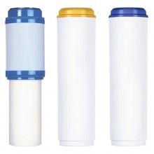 Набор картриджей Prio Новая вода K602 Praktic и фильтров серии E