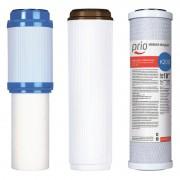 Набор картриджей Prio Новая вода K606 Praktic и фильтров серии E