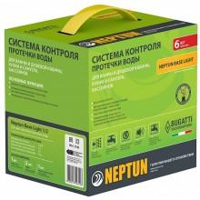 Комплект защиты от протечек воды Neptun Bugatti Base Light 1/2