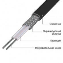 Секция нагревательная кабельная ССТ 30МНТ2-0075-040