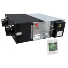 Приточно-вытяжная установка Royal Clima SOFFIO Primo RCS-250-P с рекуперацией