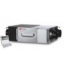 Приточно-вытяжная установка Royal Clima SOFFIO Uno RCS-350-U с рекуперацией