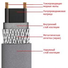 Саморегулирующийся кабель CCT Profi 11VR2-T