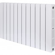 Радиатор биметаллический Rifar SUPReMO 350 12 секций (боковое подключение)