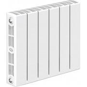 Радиатор биметаллический Rifar SUPReMO 350 6 секций (боковое подключение)