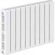 Радиатор биметаллический Rifar SUPReMO 500 10 секций (боковое подключение)