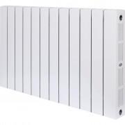 Радиатор биметаллический Rifar SUPReMO 500 12 секций (боковое подключение)
