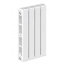 Радиатор биметаллический Rifar SUPReMO Ventil 350 4 секции (нижнее правое подключение)