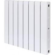 Радиатор биметаллический Rifar SUPReMO Ventil 350 8 секций (нижнее правое подключение)