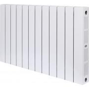 Радиатор биметаллический Rifar SUPReMO Ventil 500 12 секций (нижнее правое подключение)