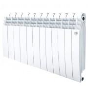 Радиатор биметаллический Royal Thermo BiLiner Bianco Traffico 500 12 секций