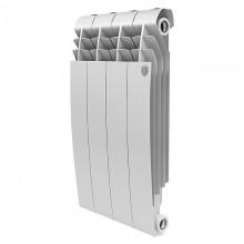 Радиатор биметаллический Royal Thermo BiLiner Bianco Traffico 500 4 секции