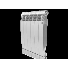 Радиатор биметаллический Royal Thermo BiLiner Bianco Traffico 500 6 секций