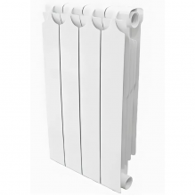 Радиатор биметаллический Теплоприбор BR1-500 3 секции