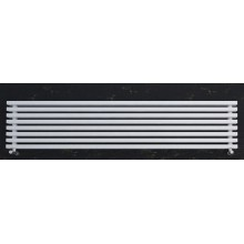 Радиатор стальной Loten Grey Z 1250 4 секции белый  (нижнее подключение)