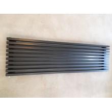 Радиатор стальной Loten Grey Z 1000 6 секций серый (нижнее подключение)