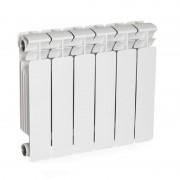 Радиатор биметаллический Rifar Base Ventil 350 6 секций (нижнее правое подключение)