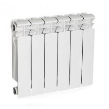 Радиатор биметаллический Rifar Base 350 6 секций (боковое подключение)