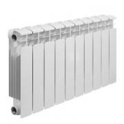Радиатор биметаллический Rifar Base Ventil 350 10 секций (нижнее правое подключение)