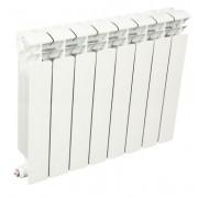 Радиатор биметаллический Rifar Base Ventil 350 8 секций (нижнее правое подключение)