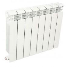 Радиатор биметаллический Rifar Base 350 8 секций (боковое подключение)