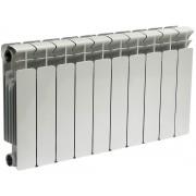 Радиатор биметаллический Rifar Base Ventil 500 10 секций (нижнее правое подключение)