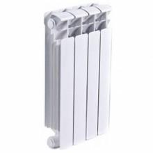 Радиатор биметаллический Rifar Base Ventil 500 4 секции (нижнее правое подключение)