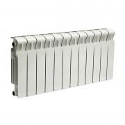 Радиатор биметаллический Rifar Monolit Ventil 350 12 секций (нижнее правое подключение)