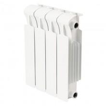 Радиатор биметаллический Rifar Monolit 350 4 секции (боковое подключение)
