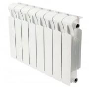 Радиатор биметаллический Rifar Monolit Ventil 350 8 секций (нижнее правое подключение)