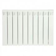 Радиатор биметаллический Rifar Monolit Ventil 500 10 секций (нижнее правое подключение)