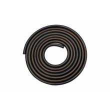 Рукав газовый черный БРТ 9мм