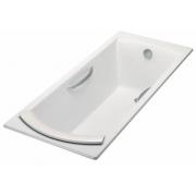 Чугунная ванна Jacob Delafon Biove 170x75 (с отверстиями для ручек) E2938-00