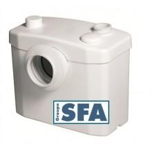 Канализационная установка SFA Sanidouche Flat