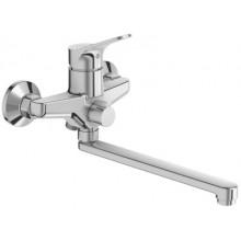 Смеситель для ванны с душем Jacob Delafon Brive E78117-CP