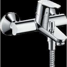 Смеситель для ванны с душем Hansgrohe Focus 31940000