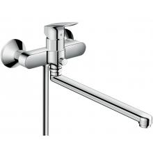 Смеситель для ванны с душем Hansgrohe Logis 71402000